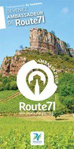 Route71 pour les pros du tourisme
