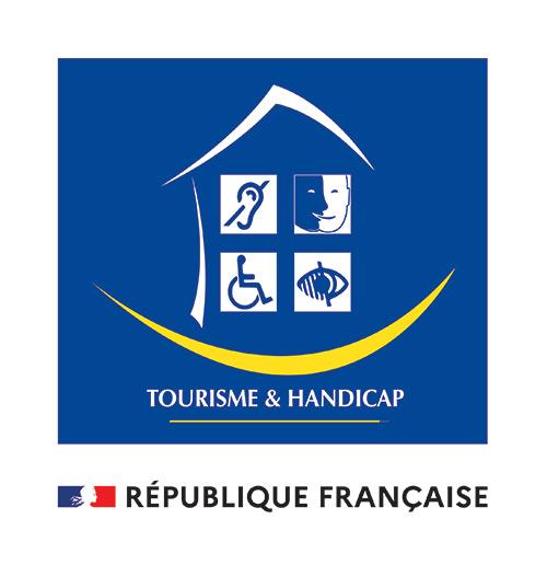 Logo Label Tourisme & Handicap